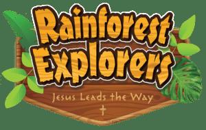 Rainforest Explorers - Jesus Leads the Way Vacation Bible School